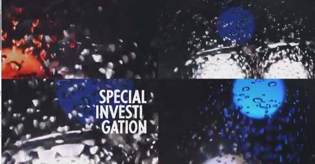 Spécial investigation du 19 janvier 2016